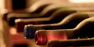 bouteilles-cave